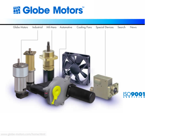 Globe motors crunchbase for Motor technology inc dayton ohio