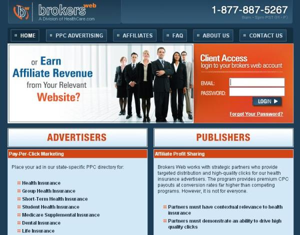 Brokersweb inc