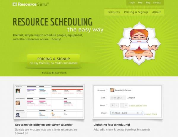 Resource Guru | crunchbase