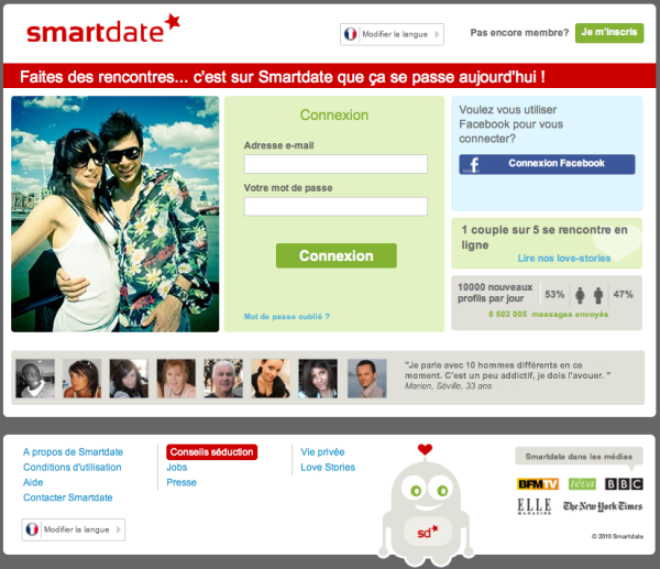smartdate dating site Smartdate - speed dating south africa 748 likes smartdate - events for singles in joburg, cape town & durban 21,000 members meet face to face to expand.