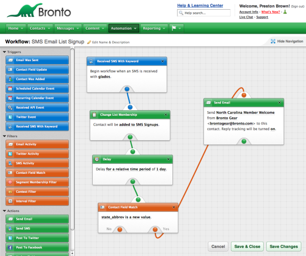 Bronto Software | crunchbase