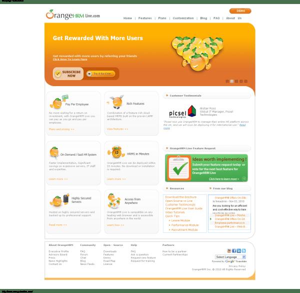 OrangeHRM | crunchbase