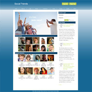 all free dating site builder