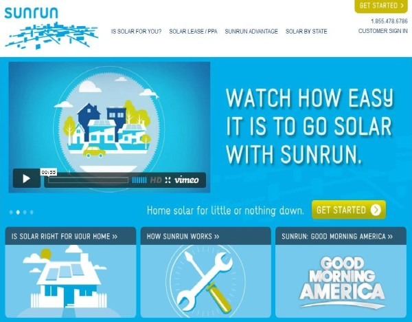 Solar Company: Sunrun Solar Company