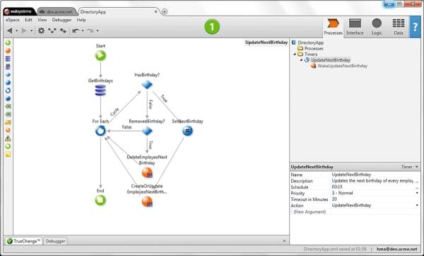OutSystems Platform | crunchbase