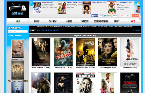 Alluc Movies: Alluc | Watch Free Movies on Alluc.ee