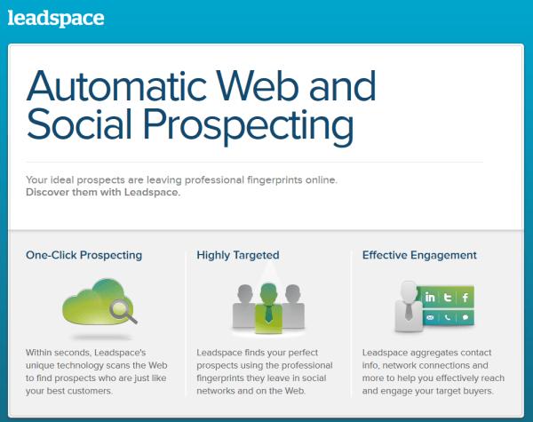 Leadspace | crunchbase
