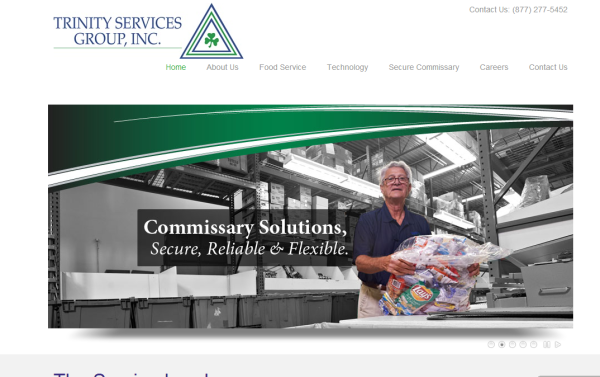 Trinity Food Service Pay