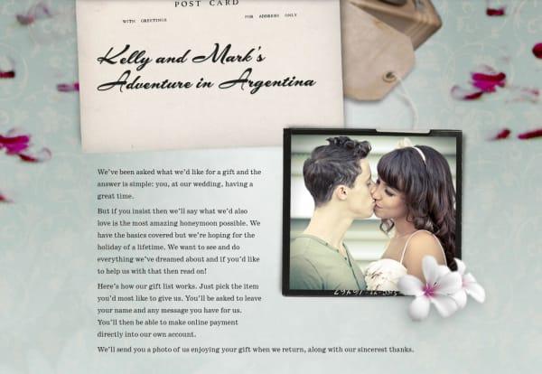 Honeymoon Wedding Gift List Uk : Buy Our Honeymoon crunchbase
