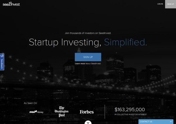 SeedInvest | crunchbase