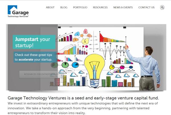 Garage Technology Ventures   crunchbase