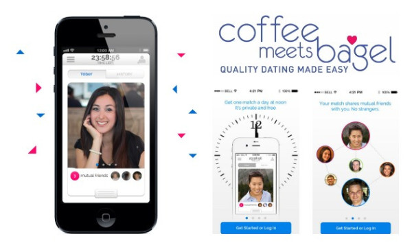 Coffee meets bagel dating sites
