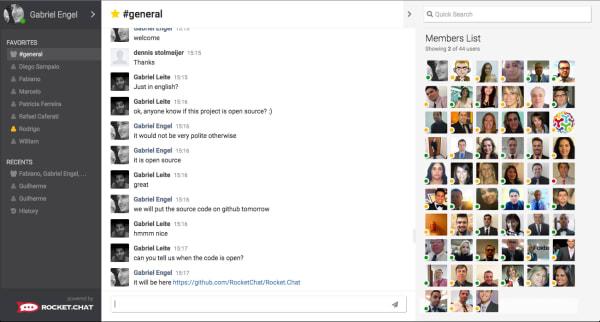 Rocket.Chat   crunchbase