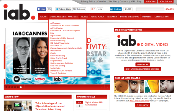 Iab interactive advertising bureau crunchbase - Iab internet advertising bureau ...