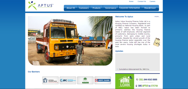 Aptus Value Housing Finance India Crunchbase
