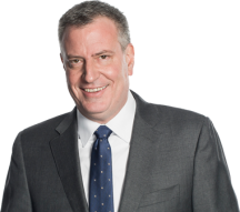 Bill de Blasio - City of New York