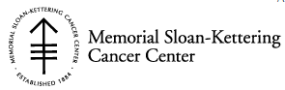 Memorial Sloan - Kettering Cancer Center