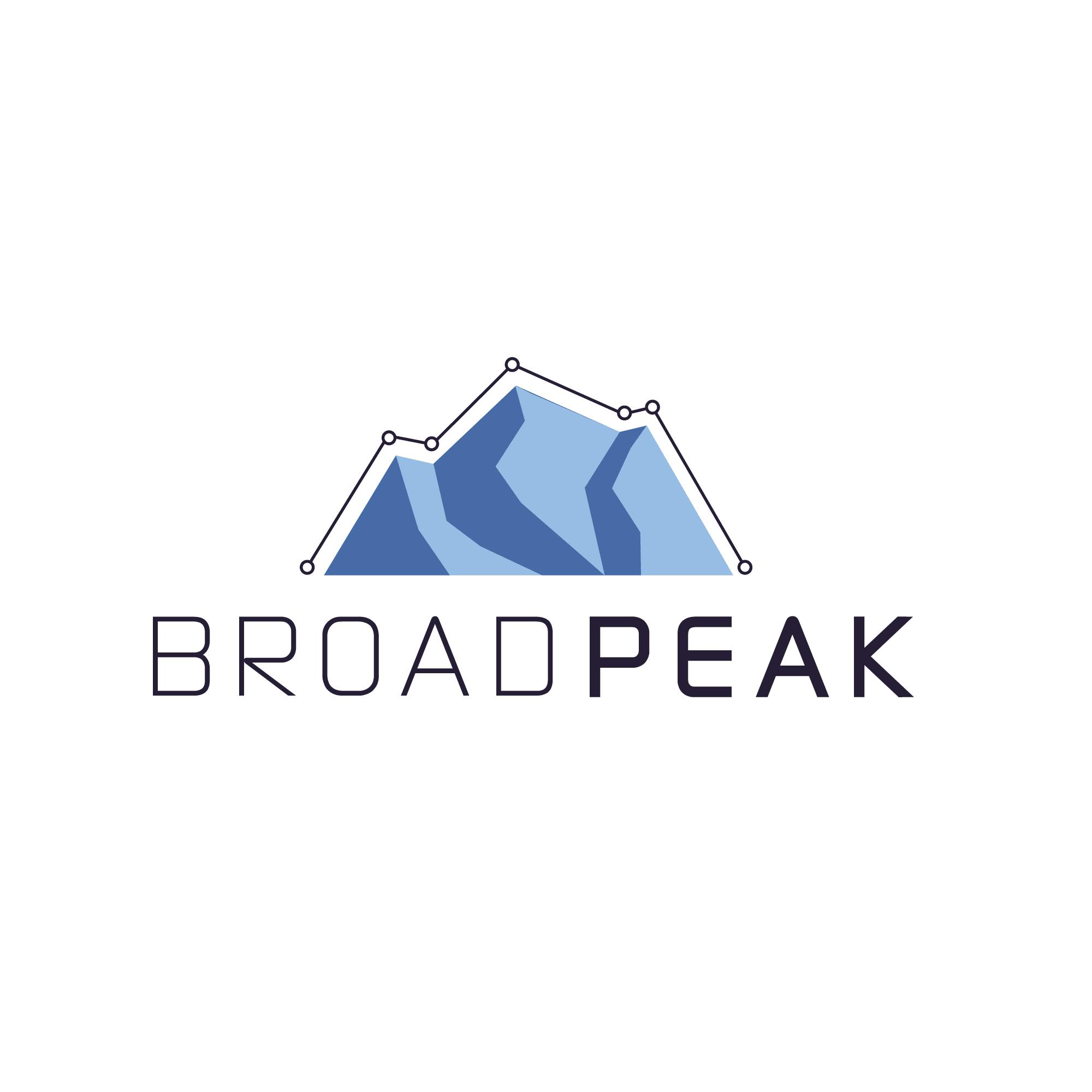Logo for BroadPeak Partners