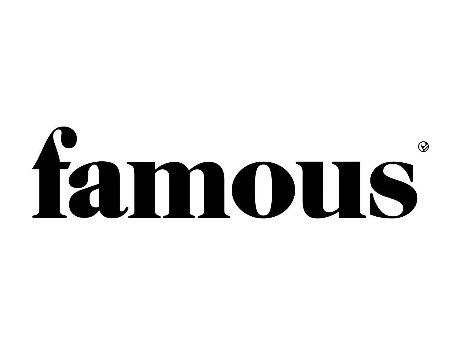 Logo for Famous.co