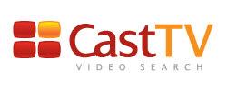 Logo for CastTV