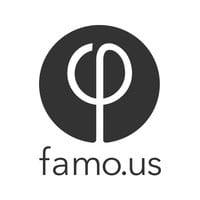 Logo for Famo.us
