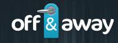Logo for Off & Away