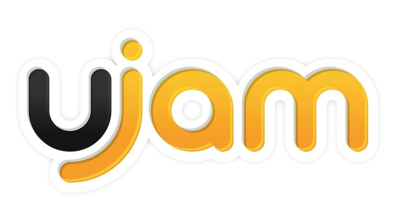 Logo for UJAM