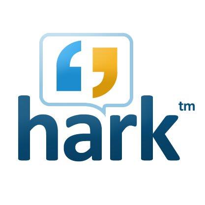 Logo for Hark