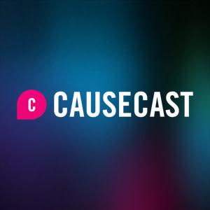 Logo for Causecast