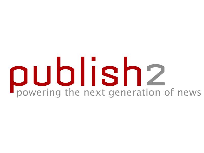 Logo for Publish2