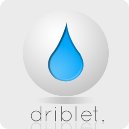 Logo for Driblet Labs, LLC