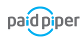 Logo for Paidpiper
