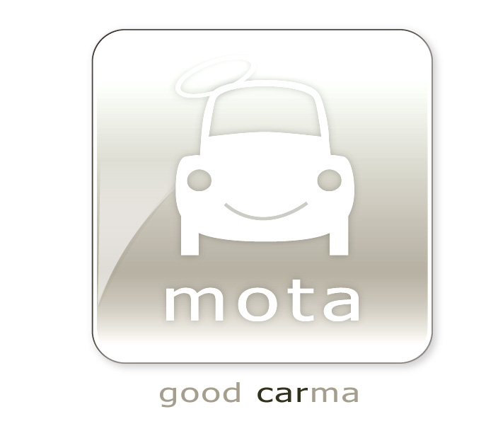 Logo for MOTA Motors