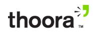 Logo for Thoora