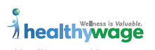 Logo for HealthyWage