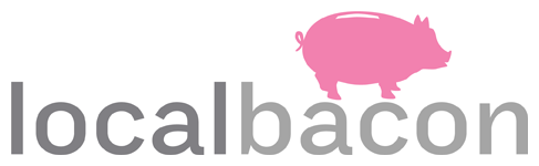 Logo for localbacon