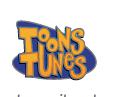 Logo for ToonsTunes
