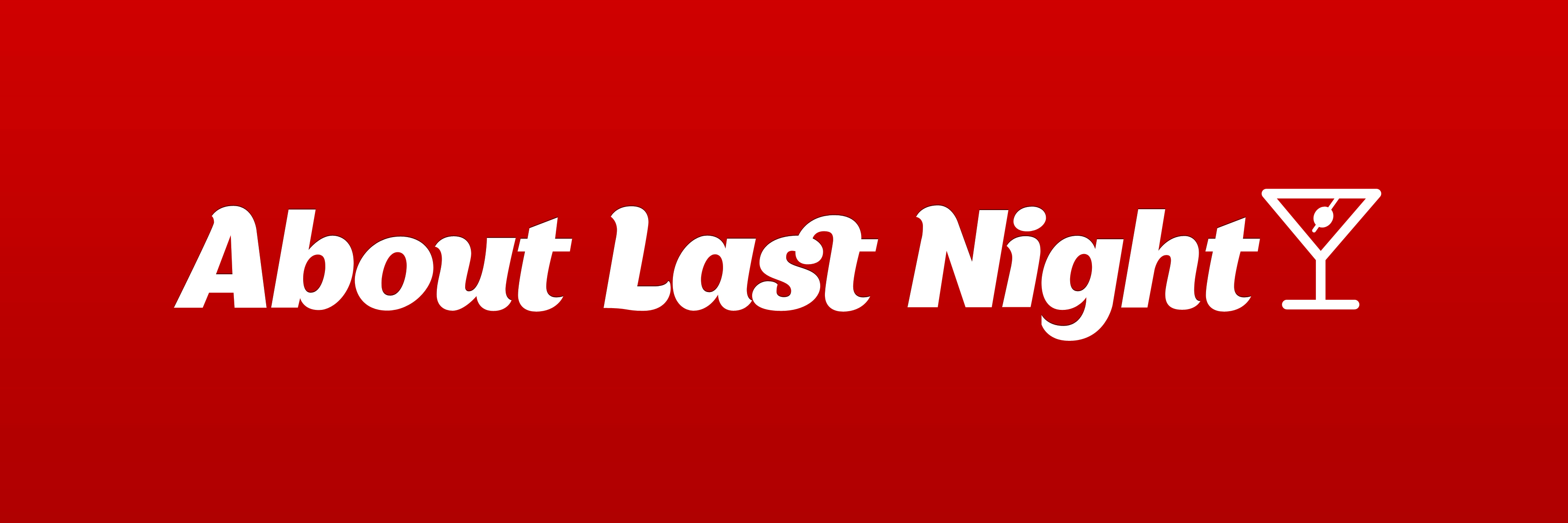 Logo for About Last Night