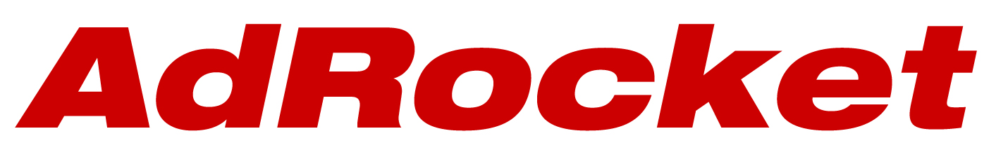 Logo for AdRocket