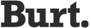 Logo for Burt