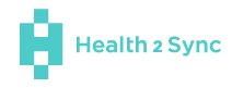 Logo for Health2Sync
