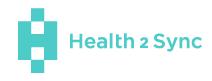 Logo for Health2Sync