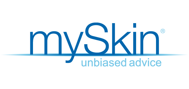Logo for mySkin