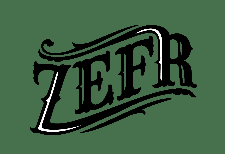 Logo for ZEFR