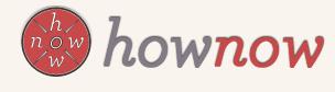Logo for hownow