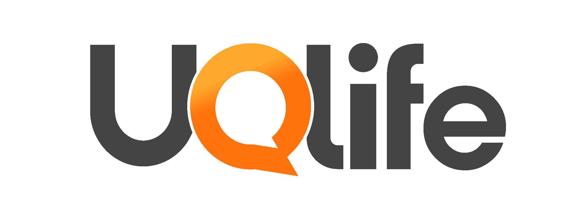 Logo for UQ Life
