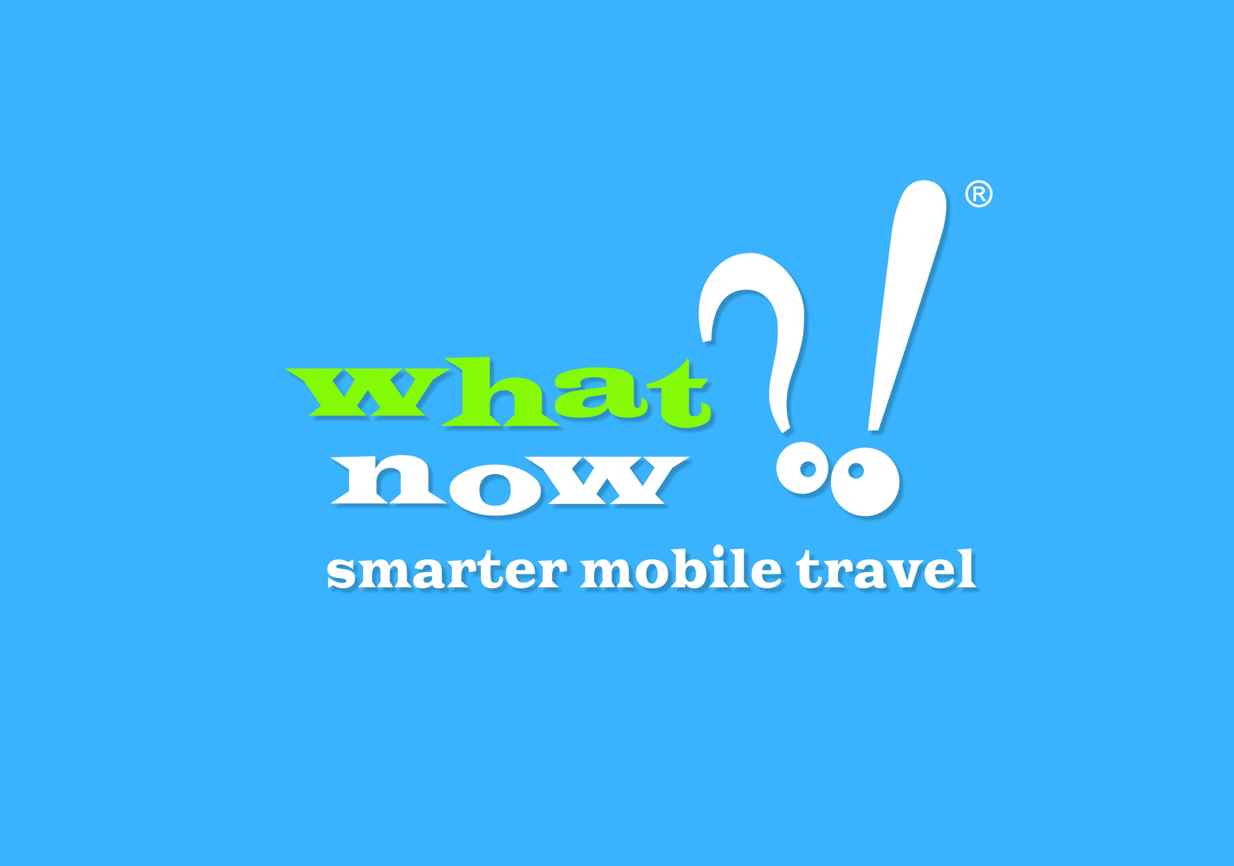 Logo for What Now Travel