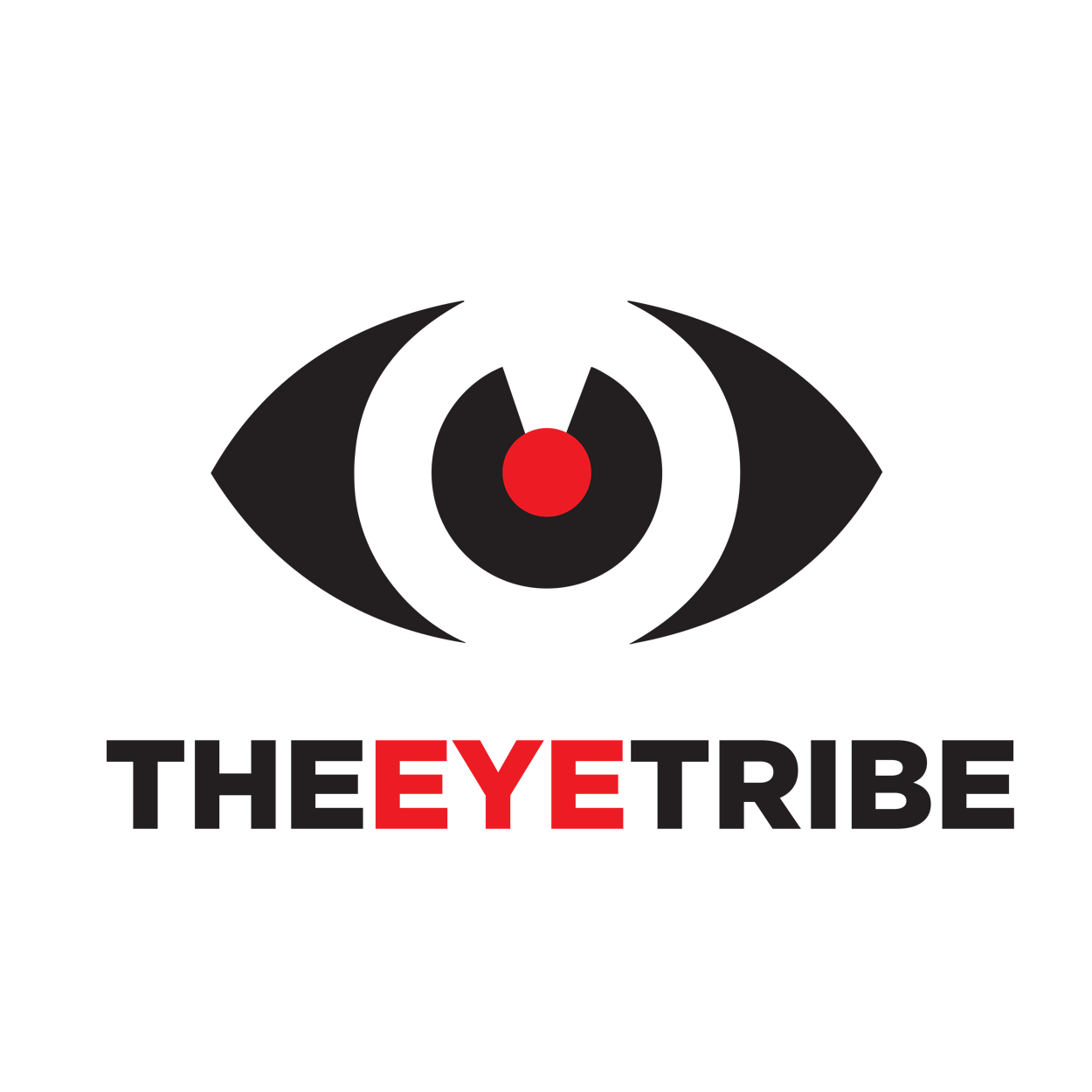 Logo for The Eye Tribe