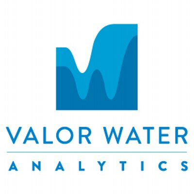 Logo for Valor Water Analytics
