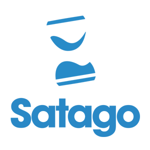 Logo for Satago